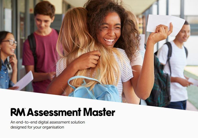 Assessment Master brochure cover